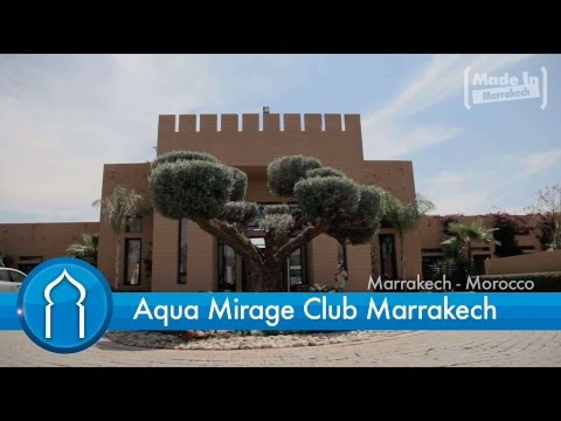 Aqua Mirage Club Marrakech By Made in Marrakech